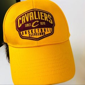 Cleveland Cavaliers snapback cap